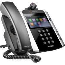 Dokunmatik arayüzlü masaüstü telefon!