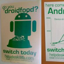 Facebook'un Android sevdası!