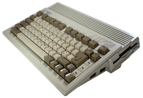 Amiga 600: Sonun başlangıcı