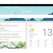 Google Now, Chome'a gelebilir