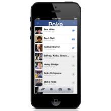 Facebook, iOS için Poke uygulamasını yayınladı!