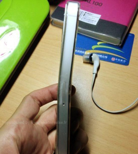 Bükülmüş iPhone 5'den 3 görüntü daha