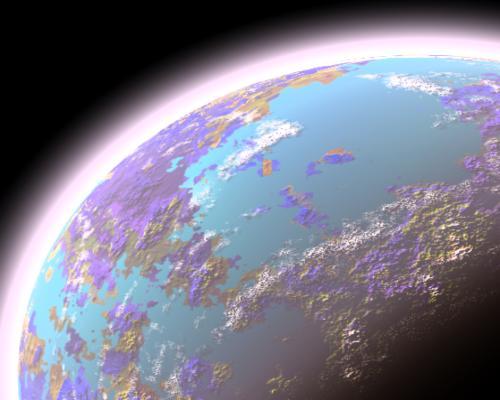 Astronomlar yeni bir gezegen buldu!