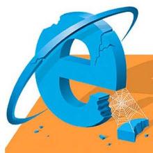 Internet Explorer 8'de güvenlik açığı bulundu