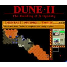 RTS klasiği Dune 2, HTML5'e dönüştürüldü!
