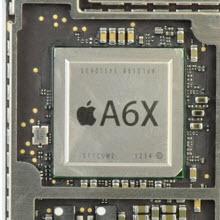 Apple, A6X'de Samsung'dan kurtulmaya çalışıyor