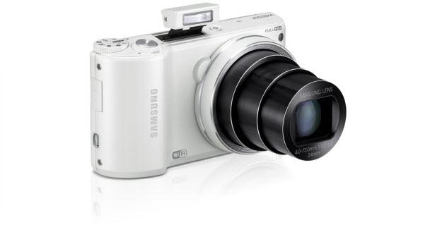 Smart Camera uygulaması, WB250F
