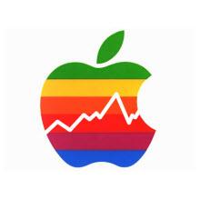 Apple hisseleri düşüşte