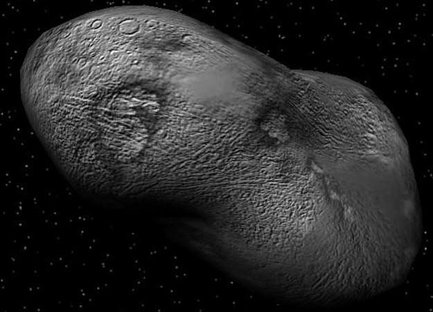 Dev asteroid dünyaya çarpacak mı?