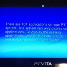 PS Vita'da kullanıcıları kızdıran sınırlama!