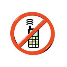 Lütfen telefonlarınızı kapatın!
