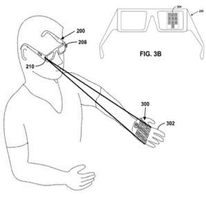 Lazer klavyeli Google Glass geliyor!