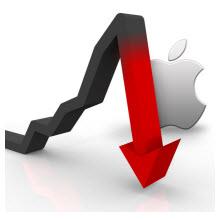 Apple sonunda bu unvanını da yitirdi