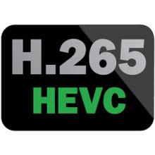 4K akış yapmaya izin veren H.265 onaylandı