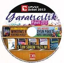 DVD Şubat 2013