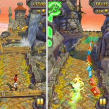 Angry Birds bile Temple Run 2'ye dayanamadı!