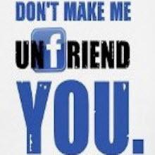 Facebook'ta arkadaş değilsen giremezsin!