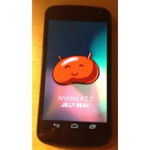 Google, Android 4.2.2'yi test ediyor