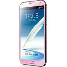 Pembe bir Galaxy Note 2 ister misiniz?