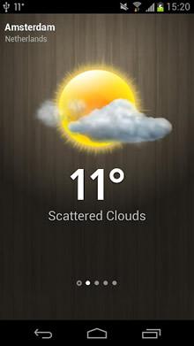 Hava durumu: Akıllı ceplere yeni kriter!