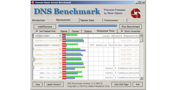 DNS performansınızı ölçün, optimize edin! - DNS sunucunuzun hızını test edin, sizin için en uygun olanını bulun ve internetinizi hızlandırın!