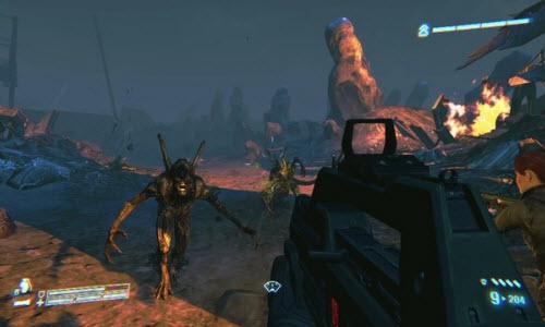 Multiplayer modunda Alien oynama keyfi