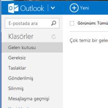 Outlook.com'daki sorun ortaya çıktı!