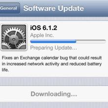 iOS 6.1.2 güncellemesi kilit açığını çözdü mü?