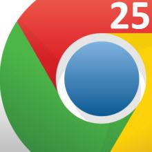 Chrome 25, ses tanıma işleviyle geldi!