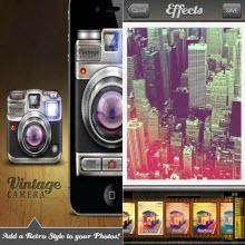 Vintage Camera: Facebook'tan şok yasak!