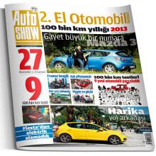Auto SHOW'un ikinci özel sayısı yayında