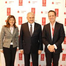 Vodafone Türkiye'den dev teknolojik adım!