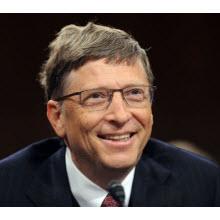 Her taşın altından Bill Gates çıkıyor!