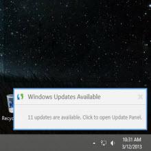 Windows 8 güncellemelerini kaçırmayın