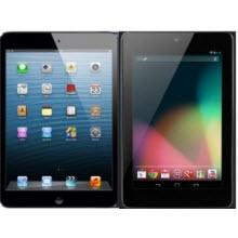 iPad mini ve Nexus 7'nin çözünürlükleri katlanacak
