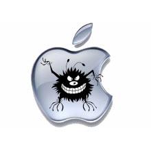 Macintosh'u da vurdular!
