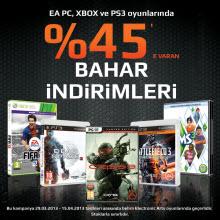 EA oyunlarında bahar indirimi!