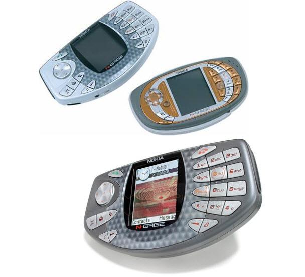 Nokia N-Gage ve diğerleri