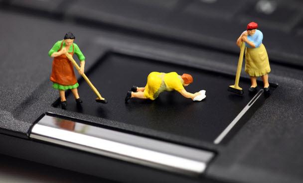 PC'nizi temizleyin ve hızlandırın...