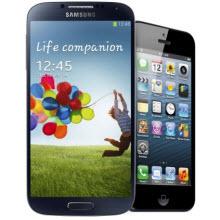 Galaxy S4'ün iPhone 5'ten üstün olduğu 5 alan daha