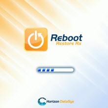 Reboot Restore RX: Sadece yeniden başlatın!