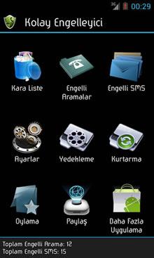 Arama ve SMS Engelleyici