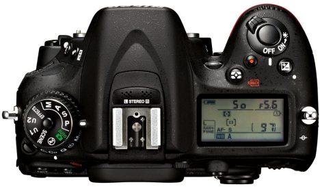 Bir bakışta Nikon D7100
