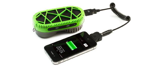 Suyla şarj eden şarj cihazıyla tanışın! - Bu şarj cihazına sahipseniz, telefonunuzun pili bittiğinde tek ihtiyacınız olan, bir miktar su!