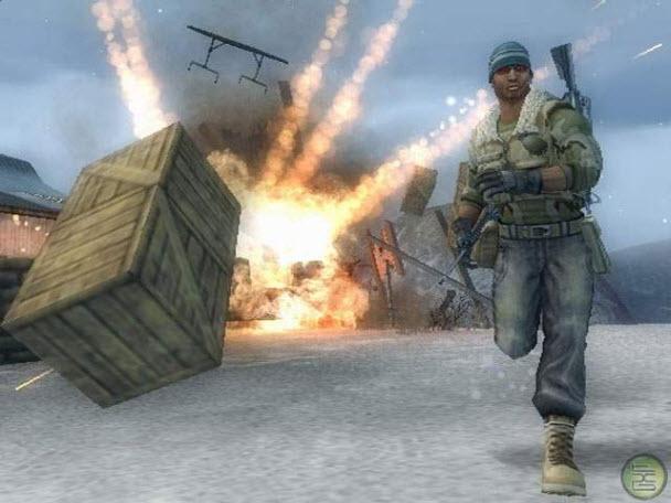Mercenaries: Playground Of Destruction ve fazlası