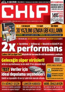 CHIP Mayıs 2013