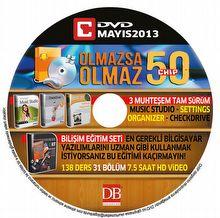 DVD Mayıs 2013