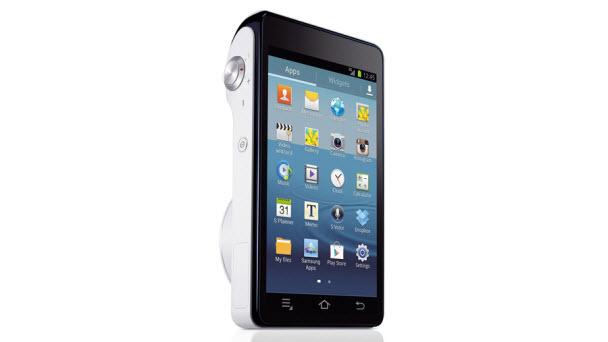 Android'li kameralar ve diğer Android'li cihazlar!