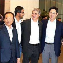 Google, Samsung ve LG'den 2 gizemli toplantı!