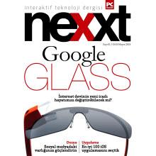 iPad'e özel teknoloji dergisi nexxt çıktı!
